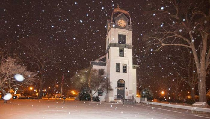 UPDATED | 2-4 inches of snow forecast for Fayette, Coweta Friday night