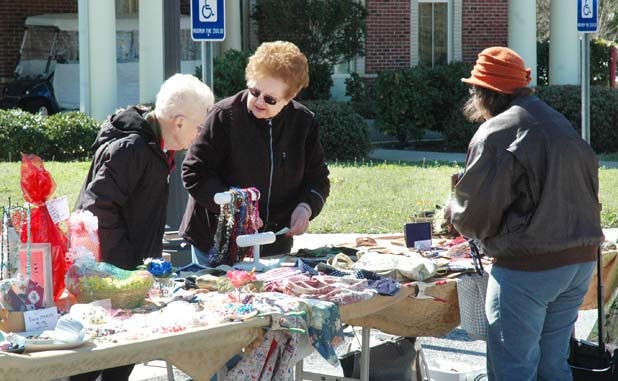 Cars, crafts and chilly weather