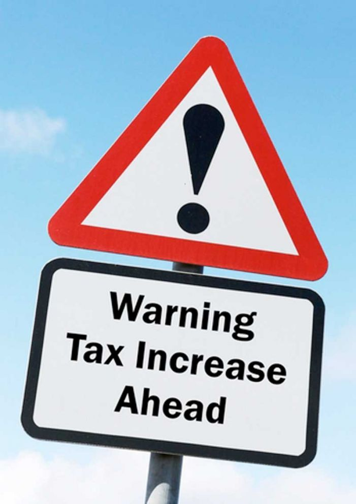 It's official: Your Fayette school taxes will increase by 9%