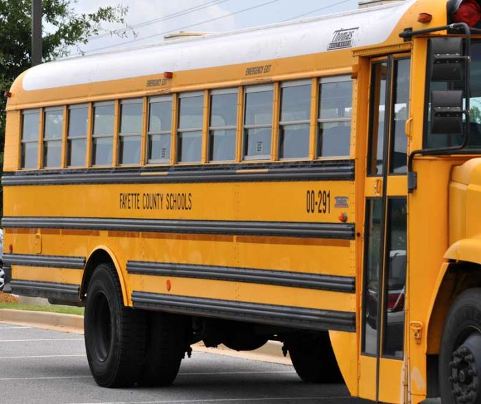 Fayette schools' student numbers up slightly