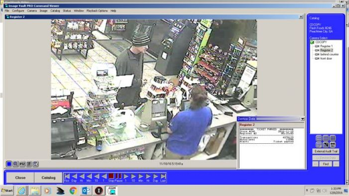 Senoia cops ask for public help to identify person of interest