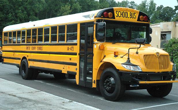 Fayette School Board buys 20 school buses