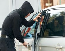 Fayette vehicles continue to be targets for thieves