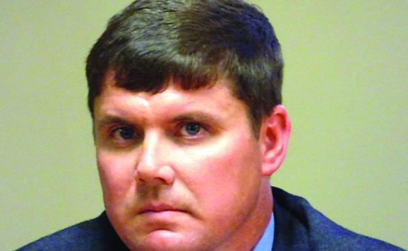 GOP District Attorney nominee Ben Coker of Thomaston. File photo.
