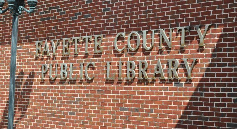 Fayette County Public Library, Fayetteville