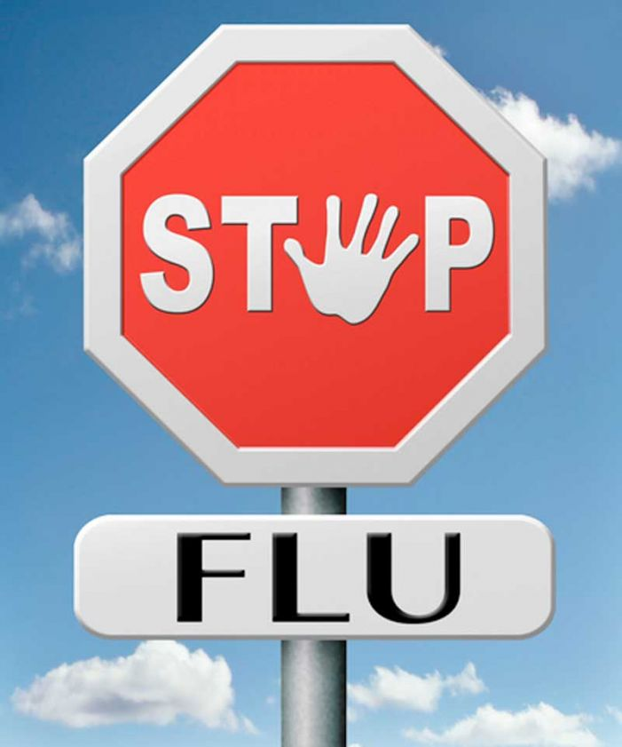 Here's advice on what to do about fighting flu bug