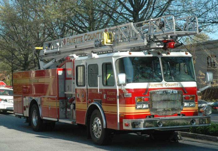 Fayette fire protection upgrade may mean lower insurance rates