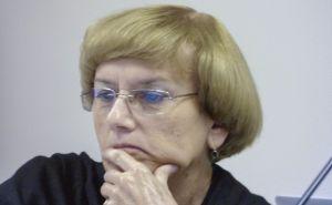 Diane Basham, member of the Fayette County Board of Education. Photo/Ben Nelms.