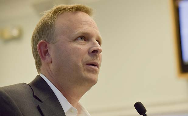 Tyrone mayor Dial: New developments in film-TV studio, Hwy. 74 traffic improvements ahead