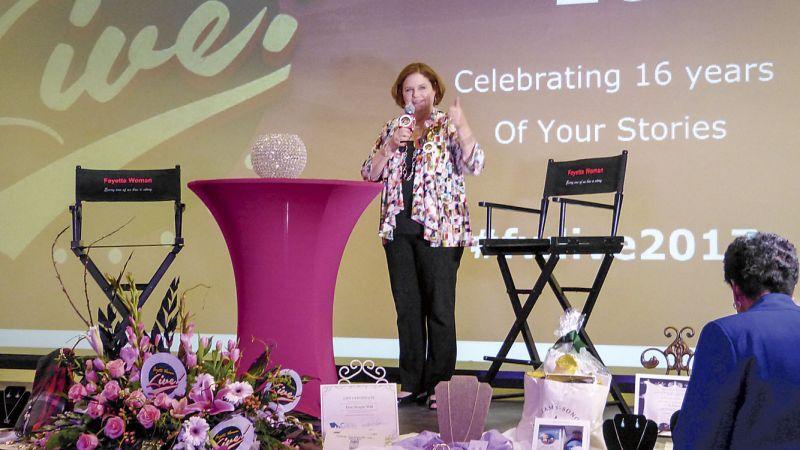 news_03-15-17_Joyce-Beverly-at-Fayette-Woman-Live