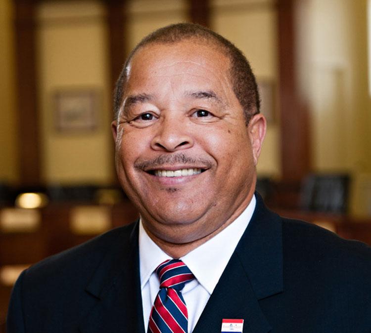 Fayetteville Mayor Ed Johnson. File photo.