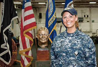 Newnan native serves her country