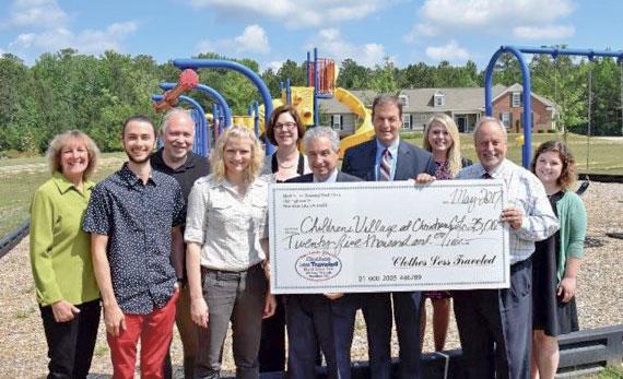Christian City gets generous donation