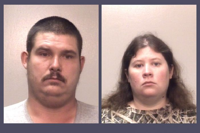 Senoia parents face child cruelty charges