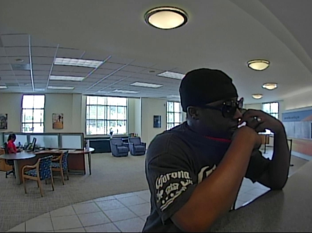 SunTrust Bank in north Fayetteville robbed