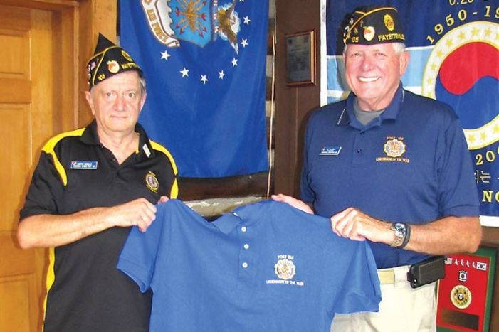Fayette names Legionnaire of the Year