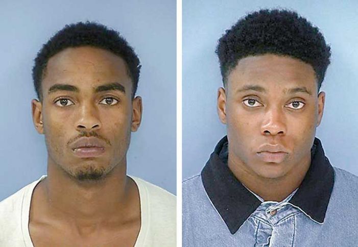 2 charged in PTC with kidnapping man in their Mercedes