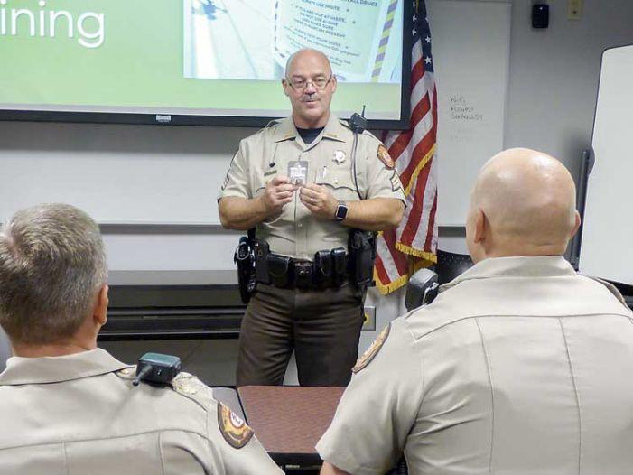 Fayette deputies train to rescue opioid overdose victims