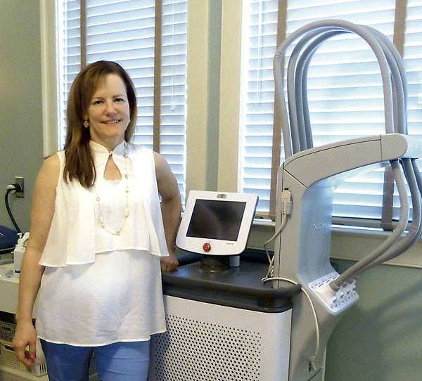 Omega Aesthetics helps you achieve confidence and total wellness with Dr. Betsy Horton