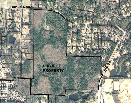 Fayetteville hits 'pause' on Hwy. 54 East annexation