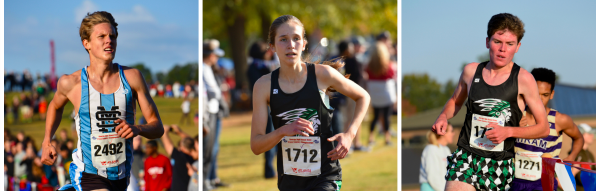 Local runners receive ATC honors