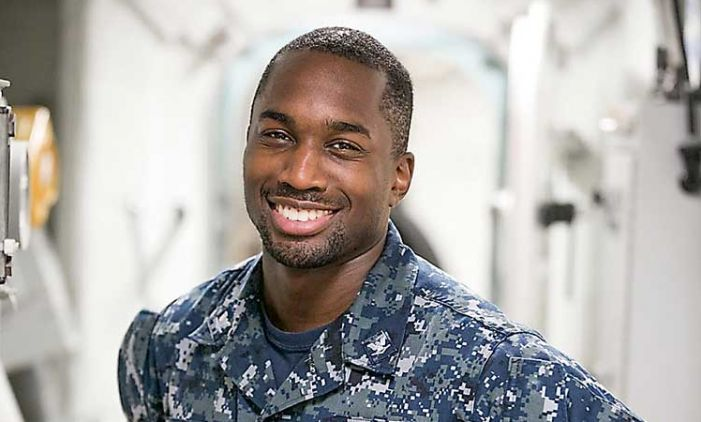 Tyrone native serves aboard Navy warship in Japan