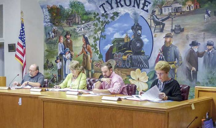 Tyrone grows its retail area with rezoning of 7 acres
