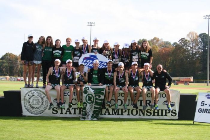 Chiefs sweep state meet