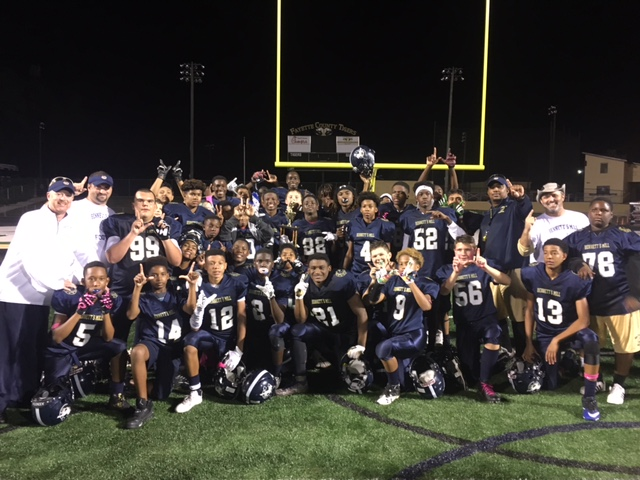 Broncos repeat as champions