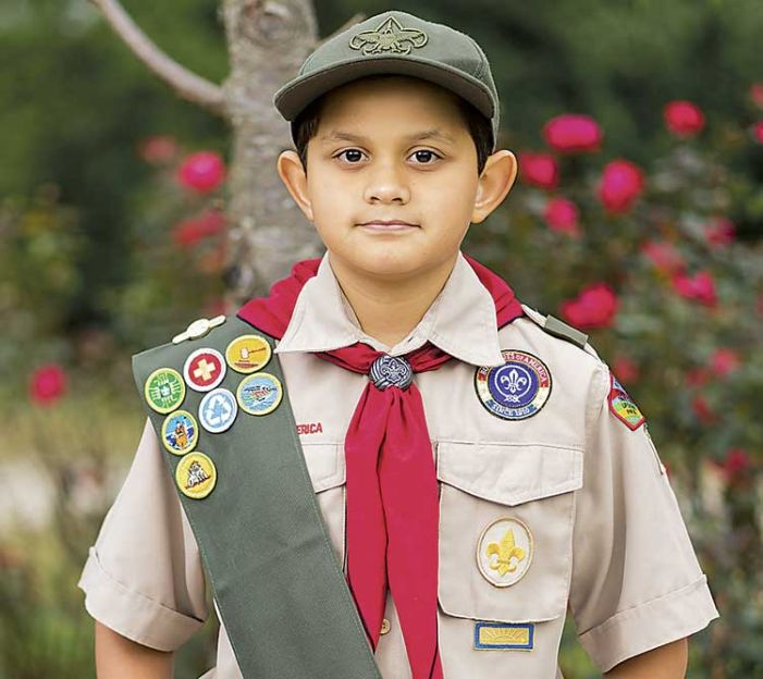 Scout saves Peachtree City classmate's life
