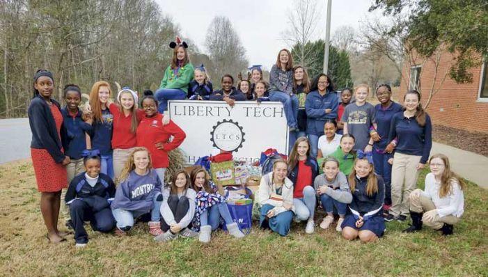 Brooks' Liberty Tech Charter School forms anti-bullying club