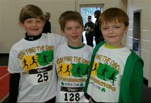Oak Grove run is Mar. 3
