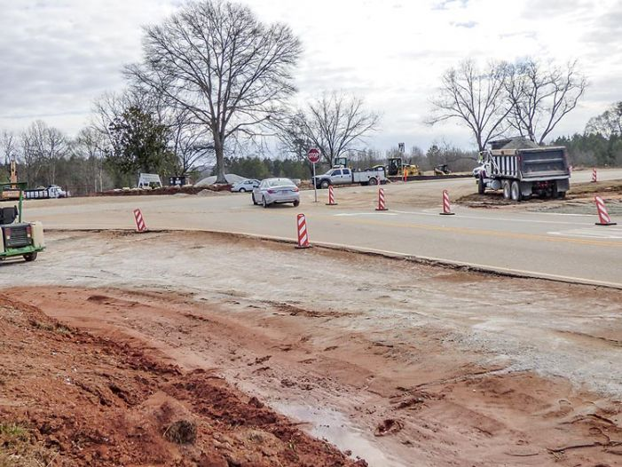 Fayetteville's 5th roundabout to be in operation by June