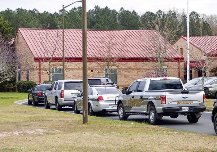 Intruders at Spring Hill Elementary, Sandy Creek High trigger police response
