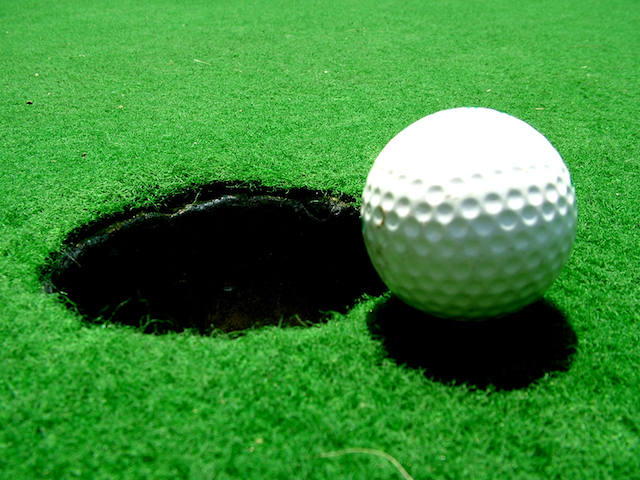 Golf event supports military families