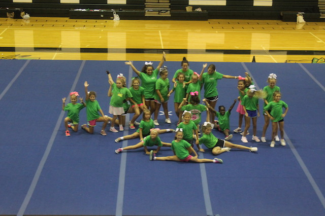 Cheer camp coming in July