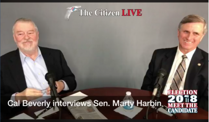 Harbin says he's not a 'get along, go along' senator