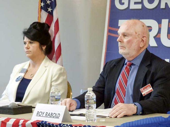 Fayette Board of Education contest: Fuller vs. Rabold
