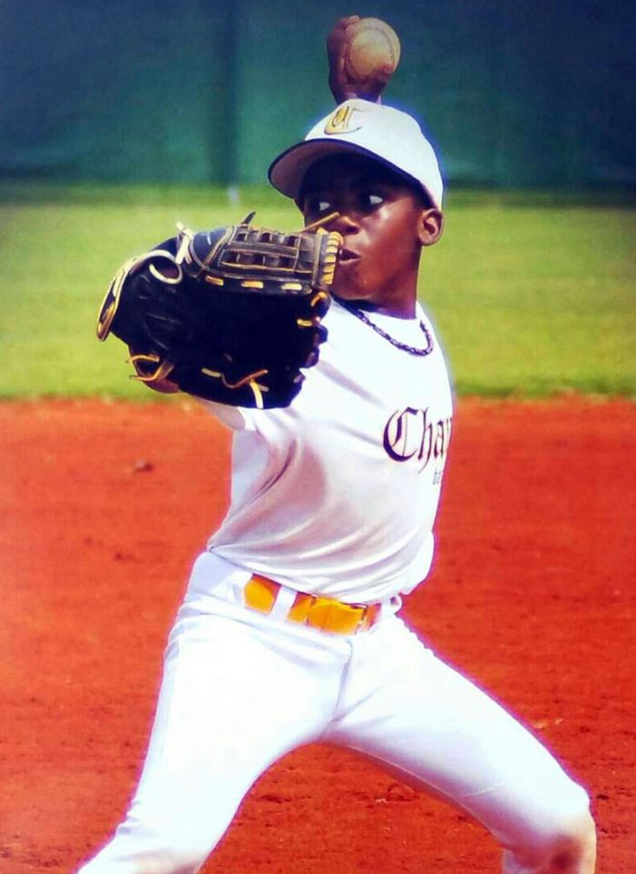 Fifth-grader bound for overseas baseball tourney