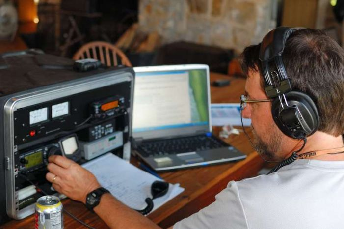 2018 Fayette County Amateur Radio Field Day 6/23-24