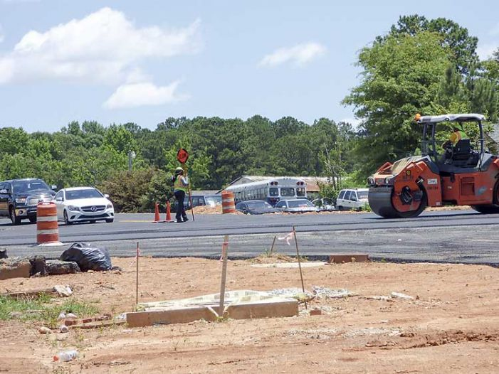 Completion for Veterans Parkway: Sometime in July
