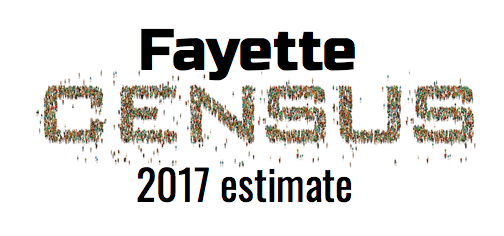 Fayetteville leads county's population growth at 10%