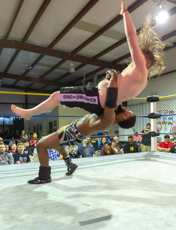 Wrestling to return to Tyrone