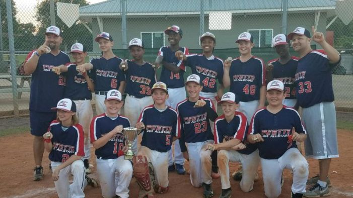 Fayette team wins World Series