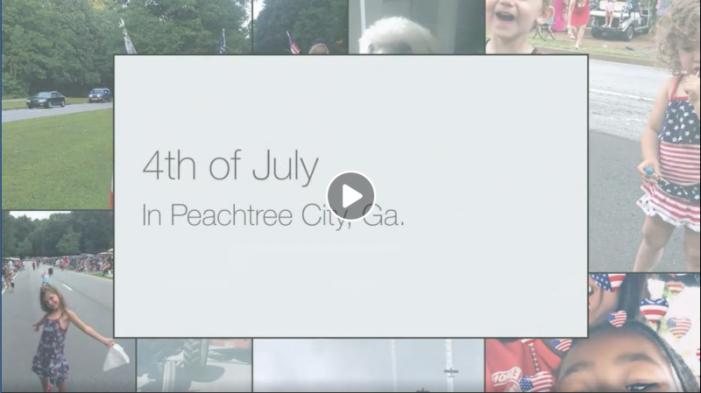 Peachtree City celebrates the 4th