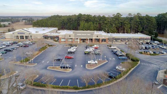 Fayetteville's Uptown Square site for sale