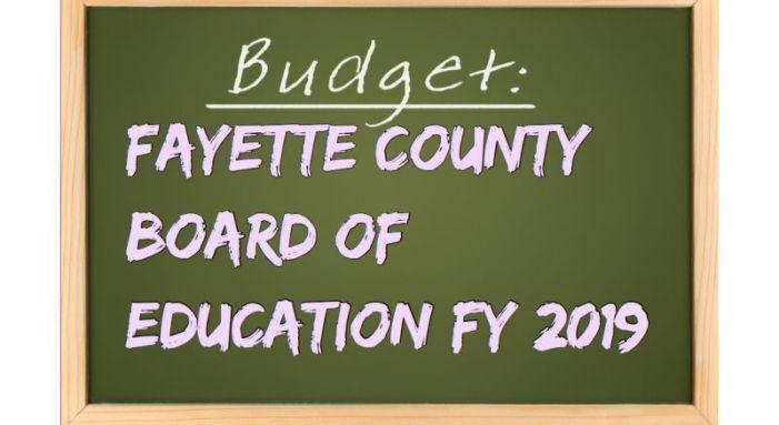 31 new teachers included in Fayette Board of Education $211.5 million budget
