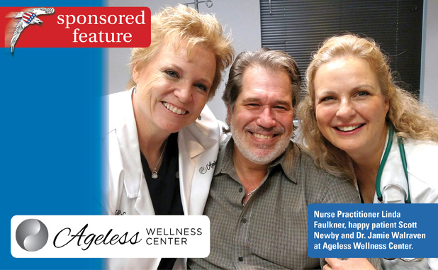 Ageless Wellness performs successful stem cell treatments in Peachtree City