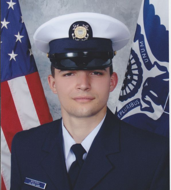 Watkins graduates Coast Guard boot camp