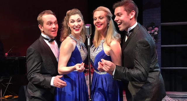 Legacy Theatre spreads holiday cheer